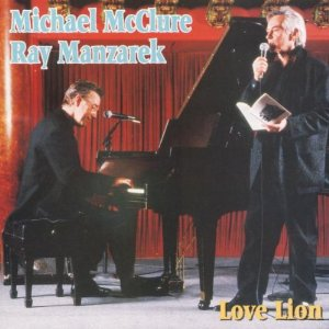 Love Lion - Michael McClure & Ray Manzarek